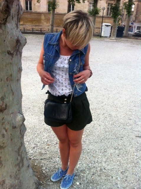 short taille2guepe mode