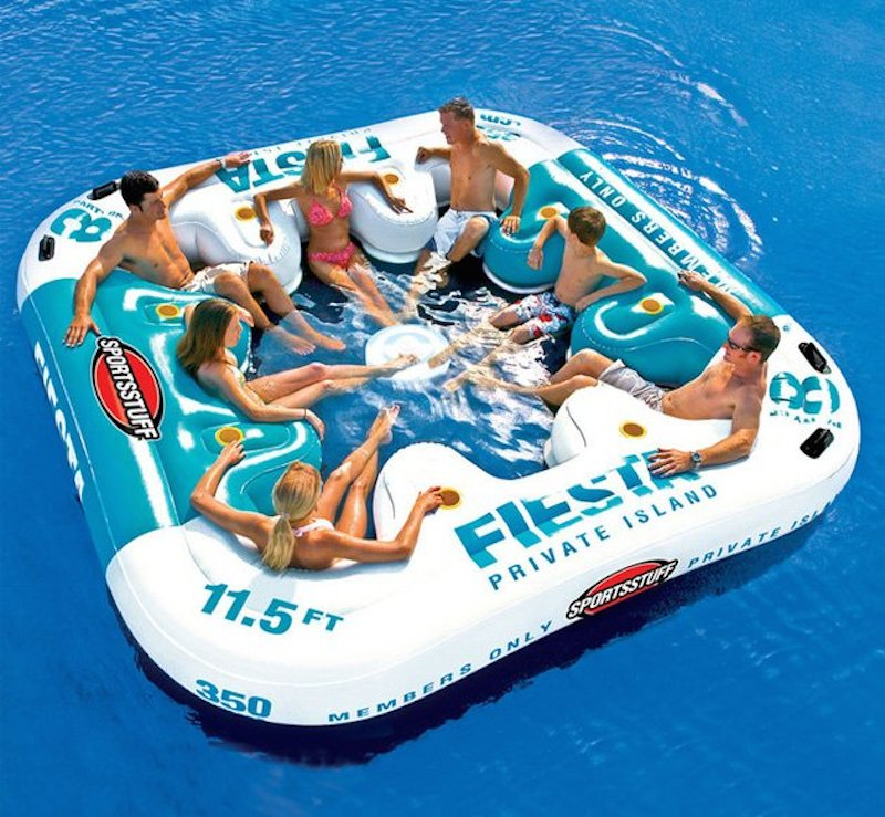 Fiesta-Private-Island-Float