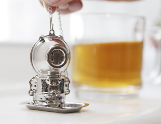 Jacques-The-Diver-+-Tea-Infuser