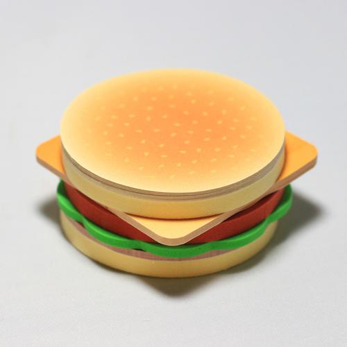 burger post it