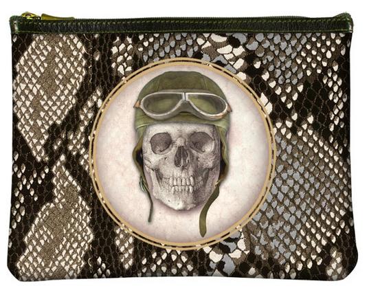 pochette skull