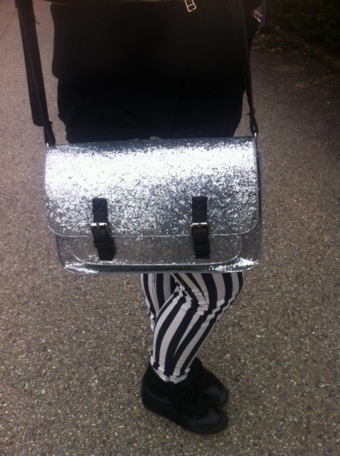 sac glitter  paillettes