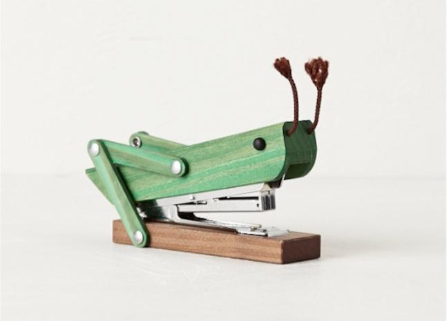 Grasshopper-Stapler
