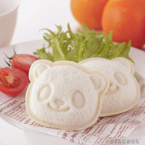 Panda-Sandwich-Maker